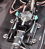 Cable positioning system mechanism.